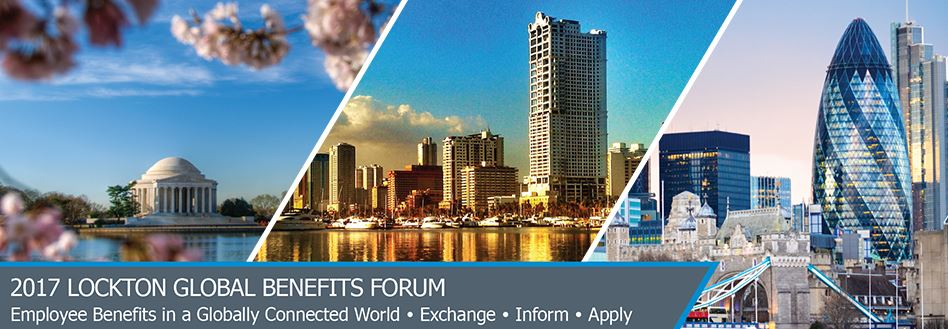 Discover key employee benefits trends at the Lockton Global Benefits Forum
