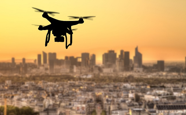 Drones bring on new risks