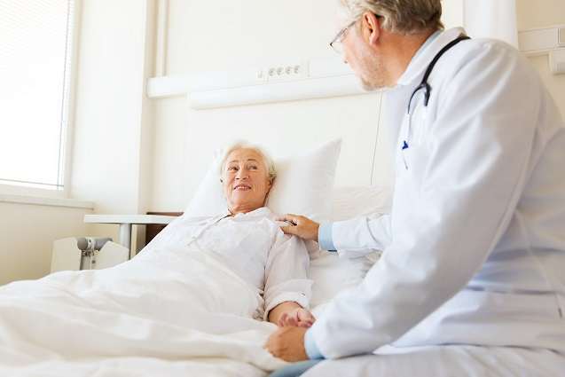 Are hospitalisation insurances for retirees business-related?