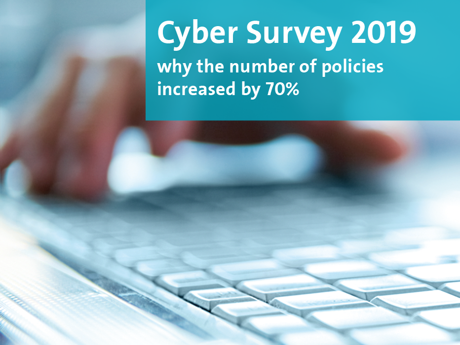 Cyber Survey 2019: surge in claims for Belgian companies