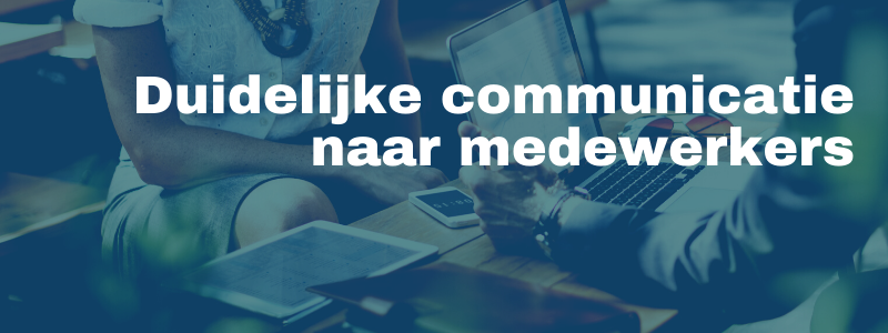 Vanbreda Risk & Benefits - Pension Consultancy - Communicatie naar medewerkers