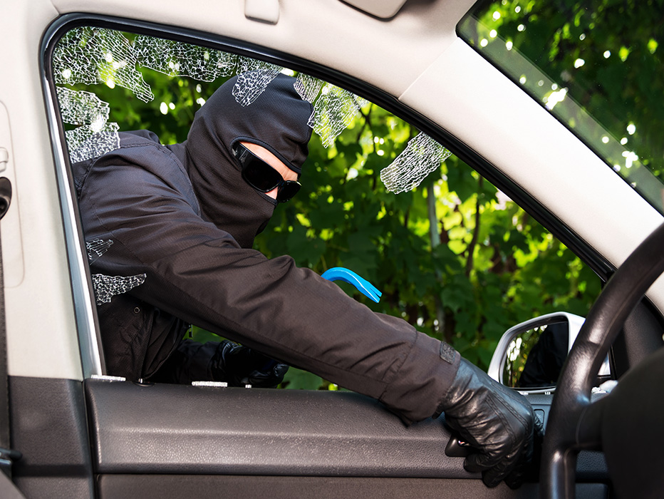Van break-ins: how can you protect yourself?